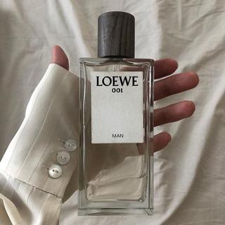 ロエベ(LOEWE)のLOEWE 香水 001 MAN(ユニセックス)