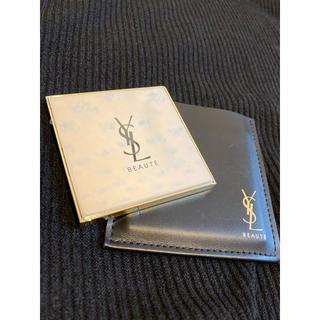 イヴサンローランボーテ(Yves Saint Laurent Beaute)の【未使用】イヴ・サンローラン ボーテ ◇ ミラー+ケースset(ミラー)