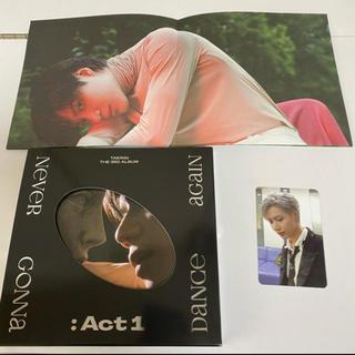 シャイニー(SHINee)のテミン TAEMIN NGDA act1 アルバム(K-POP/アジア)
