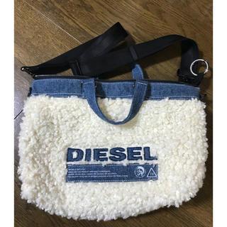 DIESEL - DIESEL  デニムバッグ