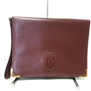 カルティエ(Cartier)のカルティエ セカンドバッグ マストライン(セカンドバッグ/クラッチバッグ)