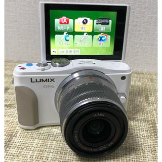 Panasonic - Panasonic LUMIX GF6 レンズキット