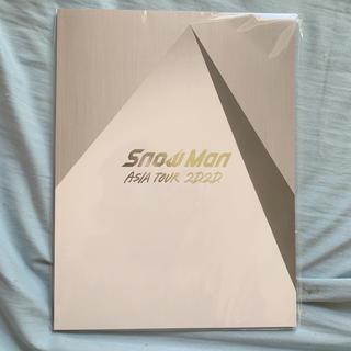 Johnny's - Snow Man パンフレット