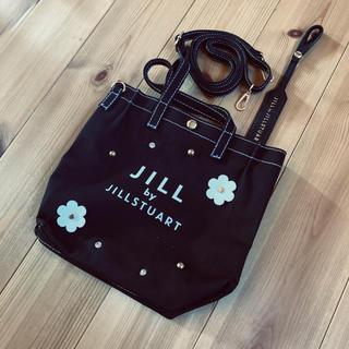 ジルバイジルスチュアート(JILL by JILLSTUART)のJILLSTUART ジルスチュアート ムック本付録 ショルダーバッグ(ショルダーバッグ)
