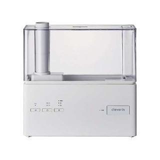 ドウシシャ - KMWV-301C-WH クレベリン LED 超音波式加湿器 ホワイト 白