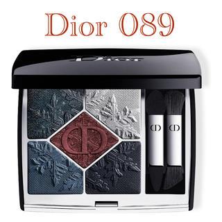 Dior - Dior クリスマス アイシャドウ 089
