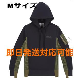 サカイ(sacai)のNIKE sacai フーディー Mサイズ(パーカー)