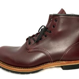 レッドウイング ショートブーツ 29.0 9011(ブーツ)