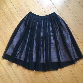 ZARA KIDS - ほぼ新品*ZARA girls チュールスカート 140