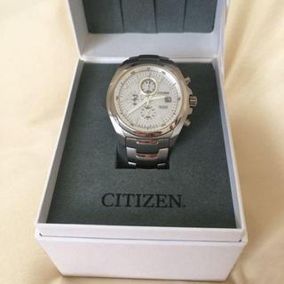 シチズン(CITIZEN)のCITIZEN Eco-Drive GN-4W-S 電波時計(腕時計(アナログ))
