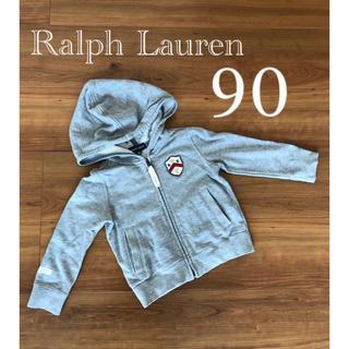ラルフローレン(Ralph Lauren)のRalph Lauren ラルフローレン パーカー 90㎝(ジャケット/上着)