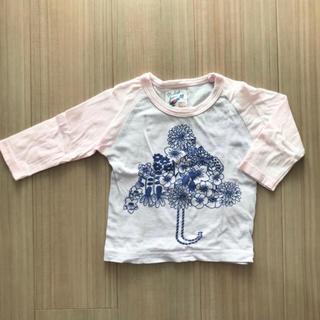 マーキーズ(MARKEY'S)のMarkey's マーキーズ 長袖Tシャツ サイズ80(シャツ/カットソー)