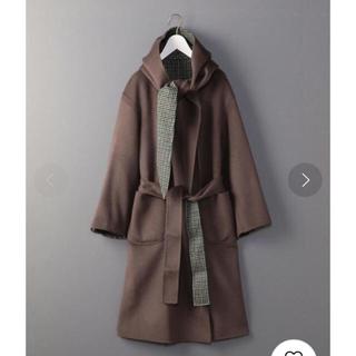 BEAUTY&YOUTH UNITED ARROWS - 定価82,500円 人気完売品 10/23まで限定値下げ HOOD COAT
