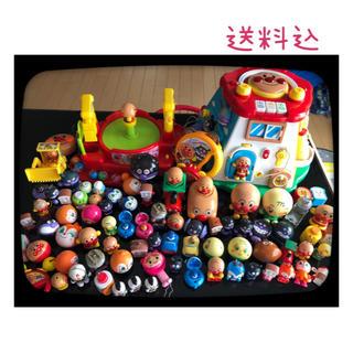 アンパンマン(アンパンマン)のアンパンマン  おもちゃ まとめ売り ガチャガチャ(キャラクターグッズ)