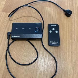 Buffalo - BUFFALO HDMI 増設 Switchスイッチ