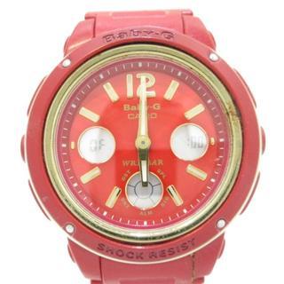 カシオ(CASIO)のカシオ 腕時計 - BGA-151GG レディース(腕時計)