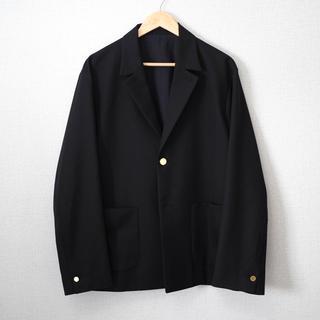 COMOLI - uru 20ss wool serge 2button jacket