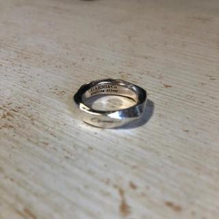 ガルニ(GARNI)のGARNI ガルニ sterling silver 指輪(リング(指輪))