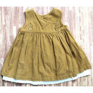 Caramel baby&child  - Little Cotton Clothes  リトルコットンクローズ ワンピース