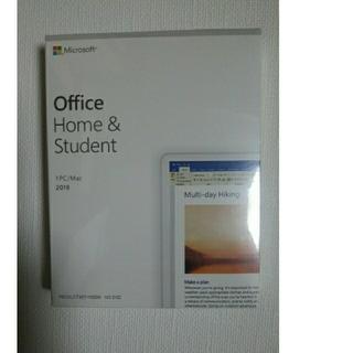 マイクロソフト(Microsoft)のoffice Home &Student  2019(PC周辺機器)