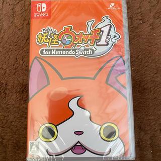【新品未開封】妖怪ウォッチ1 for Nintendo SWitch