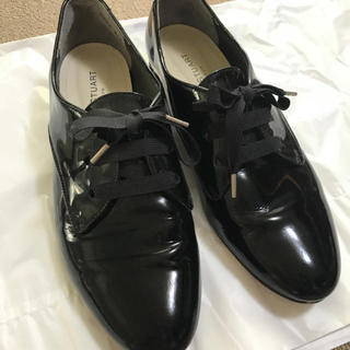 ジルスチュアート(JILLSTUART)のJILLSTUART リボンシューズ(ローファー/革靴)