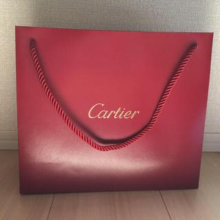 カルティエ(Cartier)のカルティエ  ショッパー リボン セット(ショップ袋)