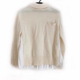 sacai - サカイ 長袖セーター サイズ2 M レディース