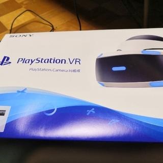 プレイステーションヴィーアール(PlayStation VR)のPlayStation VR ソニーのヘッドフォン付 CUHJ-16003(家庭用ゲーム機本体)
