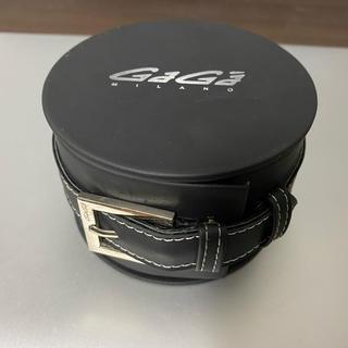 ガガミラノ(GaGa MILANO)のGaGa MILANO 新品 ブレスレット ITB SKULL BLK(ブレスレット)