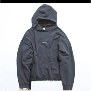 ワンエルディーケーセレクト(1LDK SELECT)のstein OVERSIZED REBUILD SWEAT HOODED(パーカー)