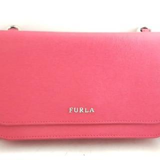 フルラ(Furla)のFURLA(フルラ) 財布 - レッド レザー(財布)
