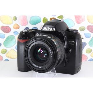 Nikon - ☘Nikon D70 ★ショット数少 ★スマホに送れる ★ベストセラー入門機