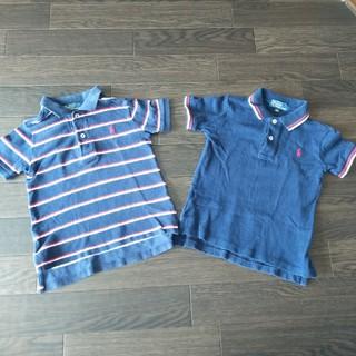 ポロラルフローレン(POLO RALPH LAUREN)のPOLO ラルフローレン 80 ポロシャツ Tシャツ カットソー 半袖(シャツ/カットソー)