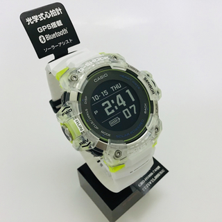 ジーショック(G-SHOCK)のG-SHOCK 【新品未使用品】GBD-H1000-7A9JR G-SQUAD (腕時計(デジタル))