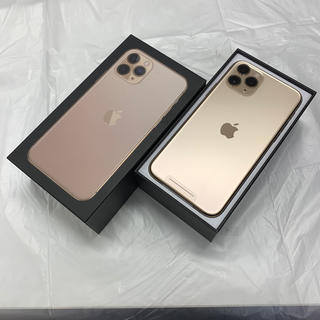 新品未使用 Softbank iPhone11Pro 256GB