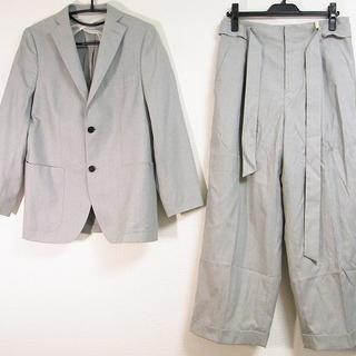 ニジュウサンク(23区)のニジュウサンク レディースパンツスーツ 44(スーツ)