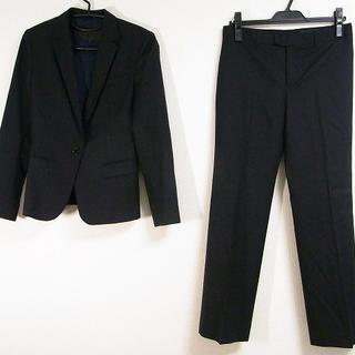 UNTITLED - アンタイトル レディースパンツスーツ 黒