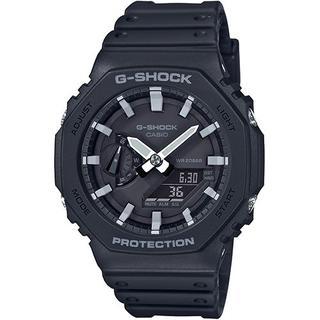 ジーショック(G-SHOCK)のCASIO G-SHOCK ジーショック GA-2100-1AJF 新品(腕時計(デジタル))