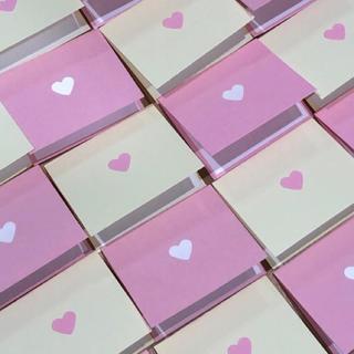 ミニ  メッセージカード  20枚(カード/レター/ラッピング)
