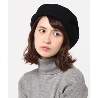 マウジー(moussy)のベレーMOUSSYマウジー スライアングリッドエモダラグアザラミラアメリイエナ(ハンチング/ベレー帽)