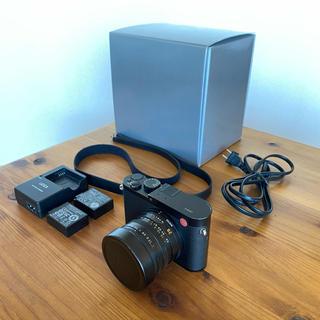 LEICA - Leica Q Typ 116 ブラック 予備バッテリー付き