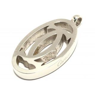 カルティエ(Cartier)のカルティエ ペンダントトップ 2C 金属素材(その他)