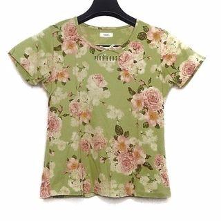 ピンクハウス(PINK HOUSE)のピンクハウス 半袖カットソー サイズM美品 (カットソー(半袖/袖なし))