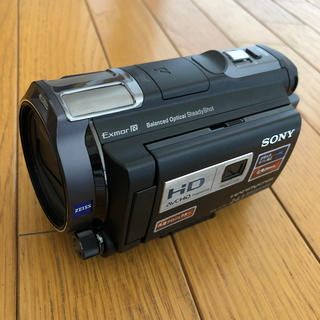 SONY - SONY ハンディカムHDR-PJ760 予備バッテリー付