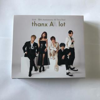 トリプルエー(AAA)のAAA thanks a lot (ポップス/ロック(邦楽))