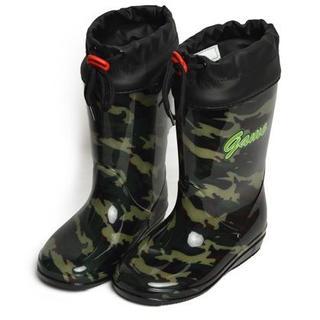17cm■新品 キッズ レインブーツ 長靴 軽量 ジュニア レインシューズ 防水