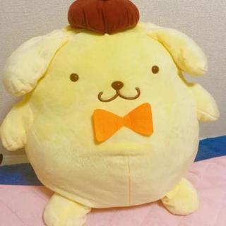 ポムポムプリン(ポムポムプリン)のポムポムプリン 超超bigぬいぐるみ(ぬいぐるみ/人形)