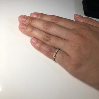 k18 ダイヤモンド リング 22Pダイヤ 1.09ct(リング(指輪))