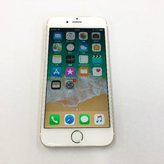 アップル(Apple)のsoftbank iPhone6 128GB ゴールド(スマートフォン本体)